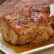 Solomillo de Cerdo en Salsa